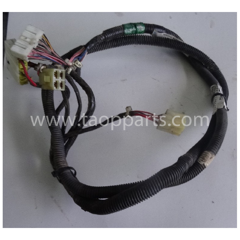 Instalacion Komatsu 208-979-7550 para PC210LC-7K · (SKU: 52907)