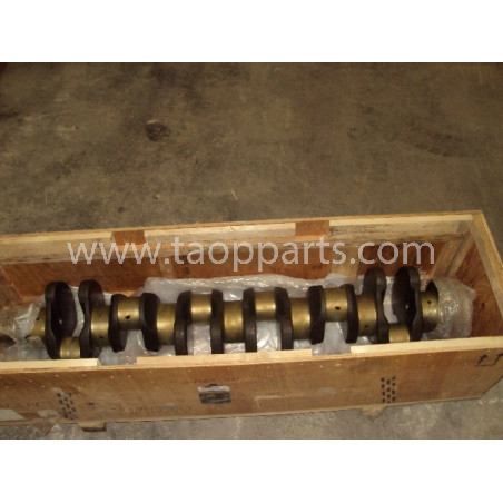 Komatsu Crankshaft 6240-31-1101 for HD465-7 · (SKU: 696)