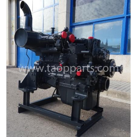 MOTOR Komatsu SAA6D114E3 para PC350-8 · (SKU: 51032)