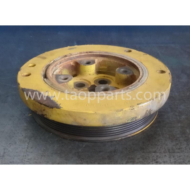 Polea de arrastre usada Komatsu 6742-01-0130 para PC340-6 · (SKU: 52986)
