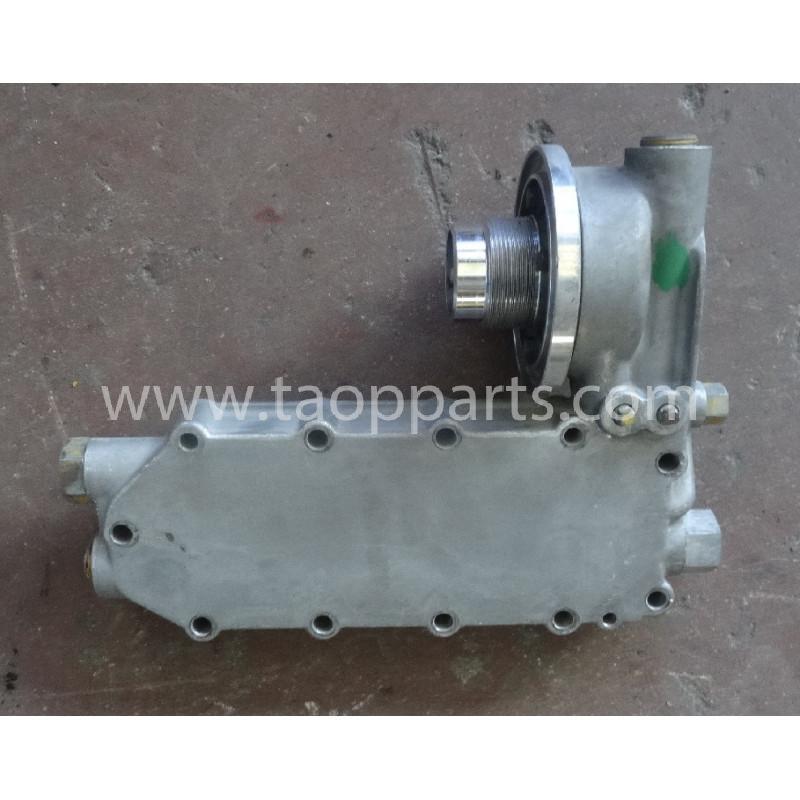 Komatsu Cooler 1295150H2 for PC340-6 · (SKU: 52990)