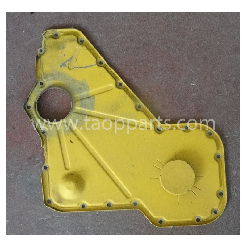 Komatsu Cover front 6742-01-0560 for PC340-6 · (SKU: 52997)