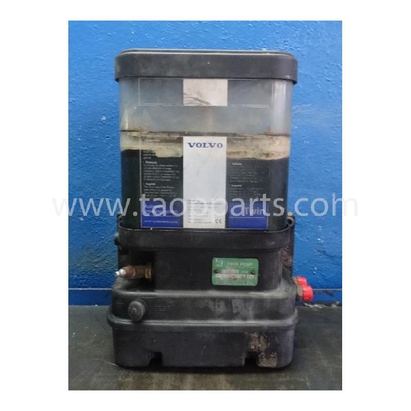 Pompe de graissage Volvo 11707439 pour L90F · (SKU: 53008)
