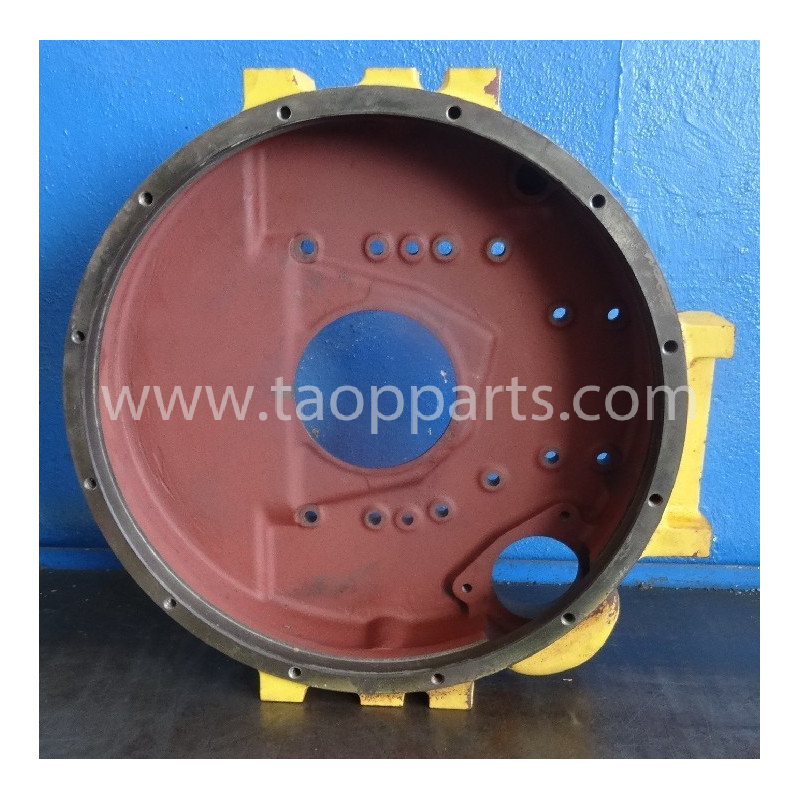 Komatsu Housing flywheel 1267011H1 for PC340-6 · (SKU: 53051)
