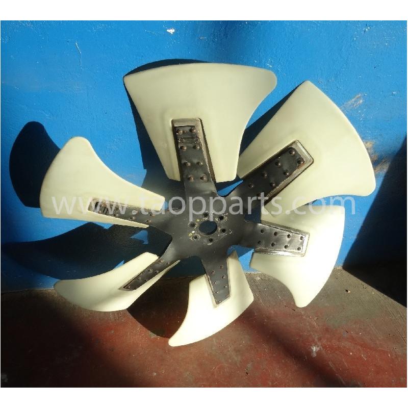 Ventilateur Komatsu 600-635-7870 pour Pelle sur chenille PC350-8 · (SKU: 53198)