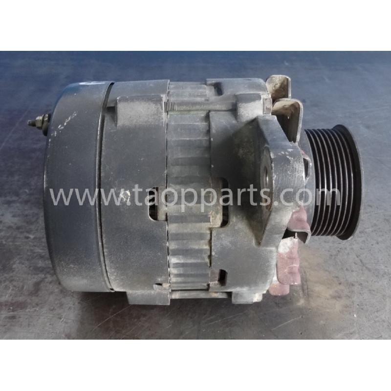 Komatsu Alternator 600-861-6110 for PC350-8 · (SKU: 53243)