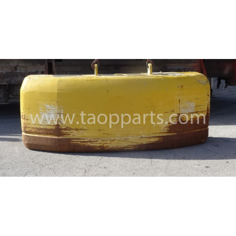 Komatsu Counterweight 206-46-K3321 for PC240LC-7K · (SKU: 53328)