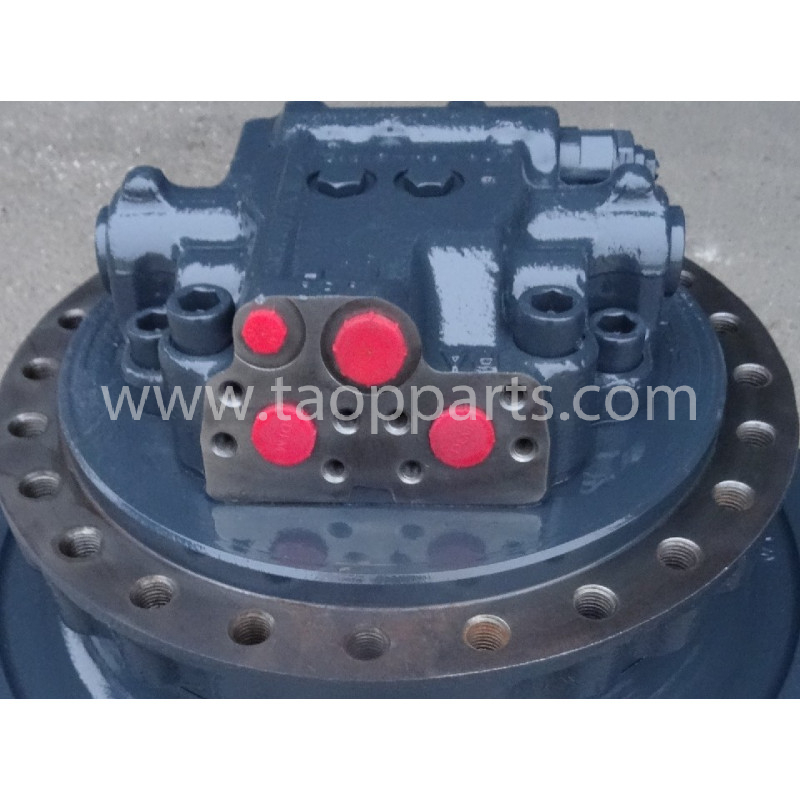 Komatsu Hydraulic engine 708-8H-00320 for PC340LC-7K · (SKU: 4852)