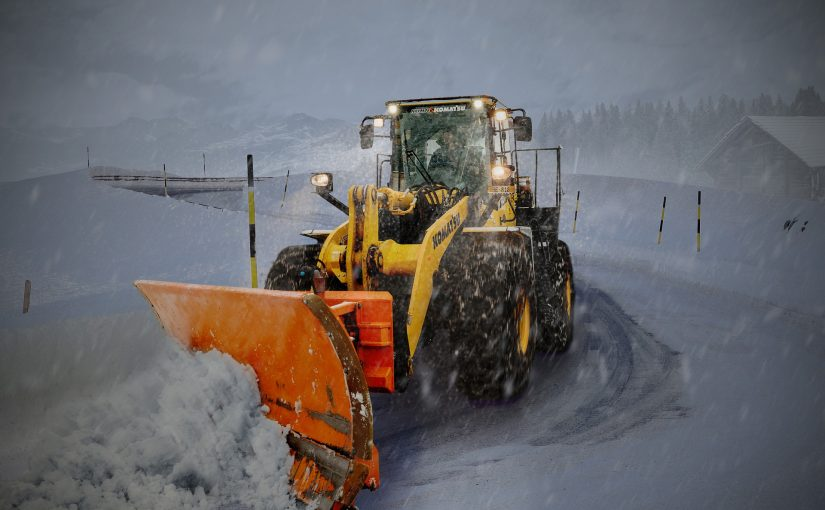 How to mantain the optimal state of excavators, wheel loaders, bulldozer during the winter months