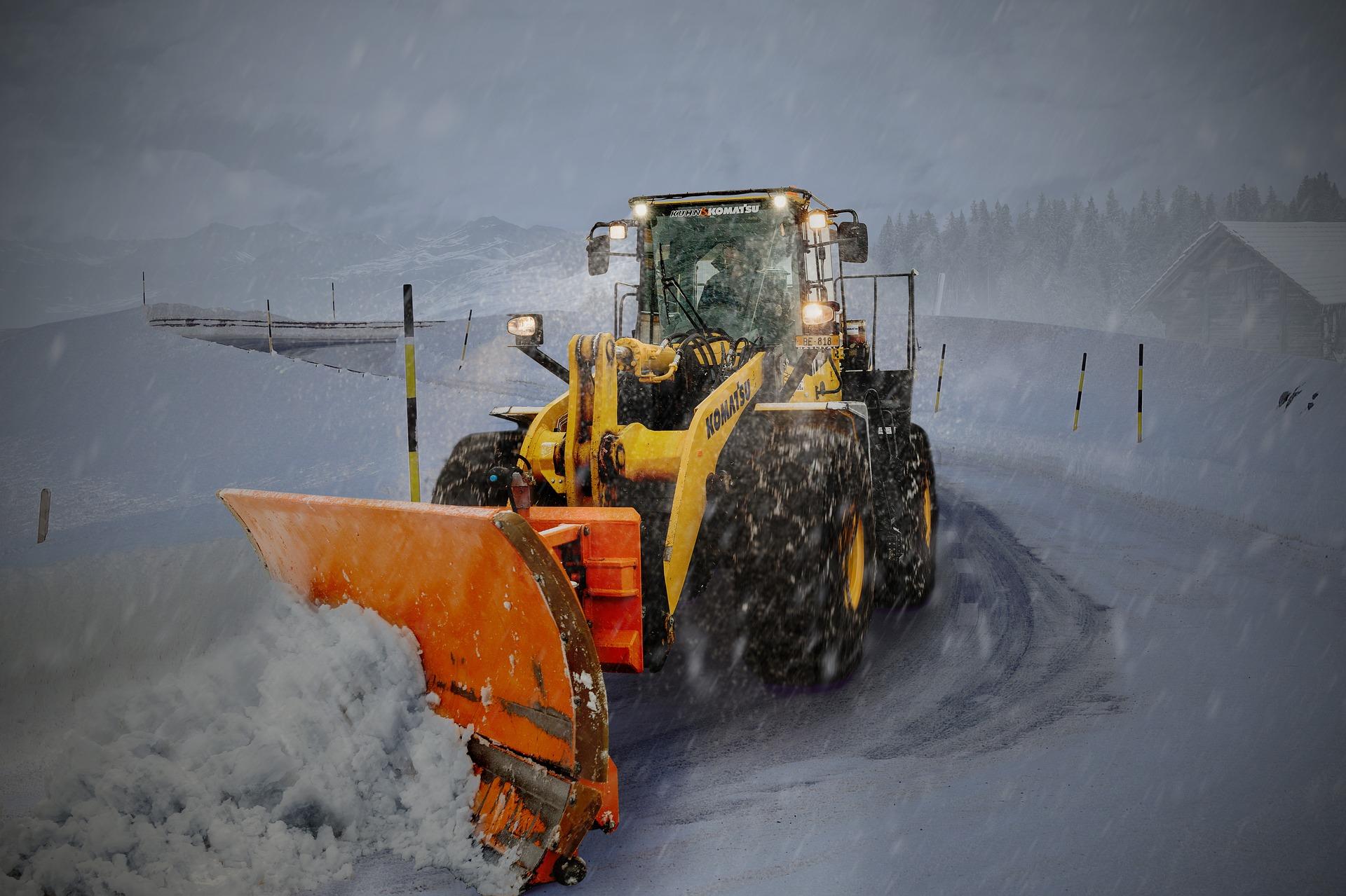 Comment maintenir les machines KOMATSU et VOLVO CE dans des conditions optimales en hiver