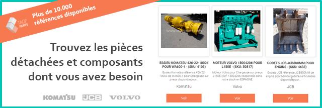 pieces-detachees-komatsu-volvo-jcb (002) machines de terrassement