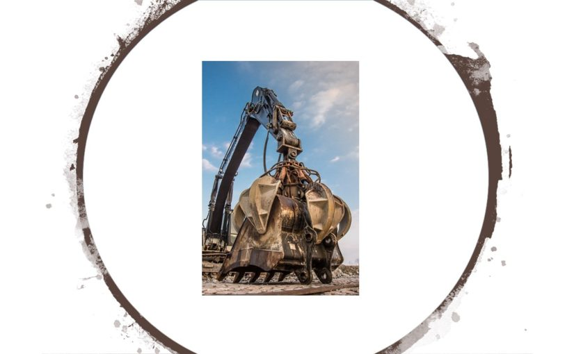 The Bucket: the most important implement in earth-moving operations
