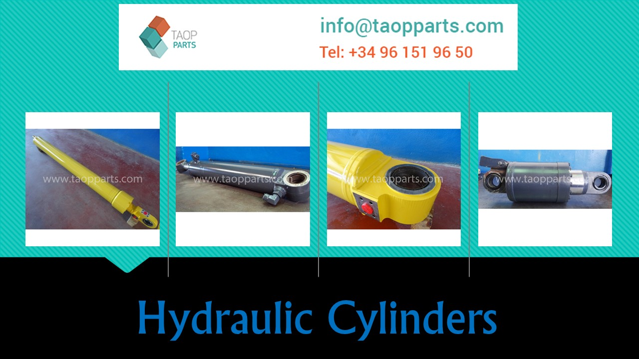Hydraulic cylinder: types and operating
