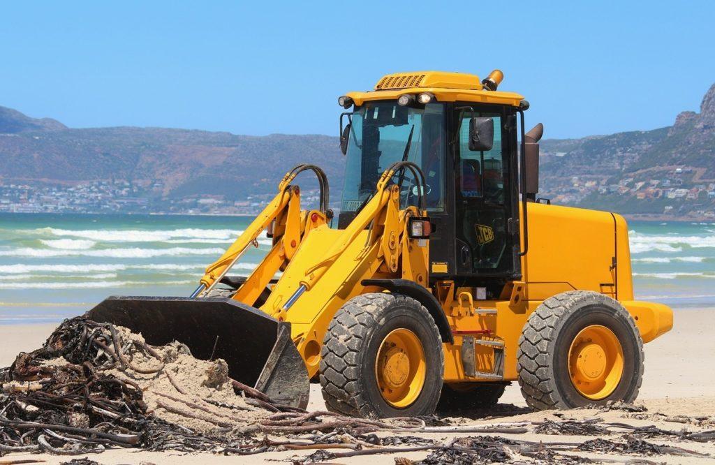 sea excavator